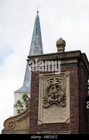 Harvard University  in Cambridge, - Stock Photo