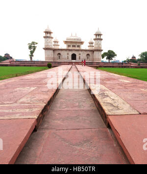 The Baby Taj - Stock Photo