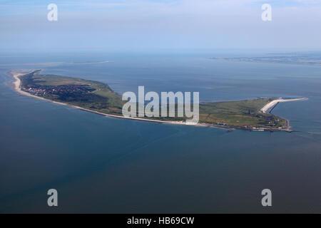 Island Wangerooge - Stock Photo