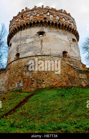 The old-time castle XVI ages. - Stock Photo