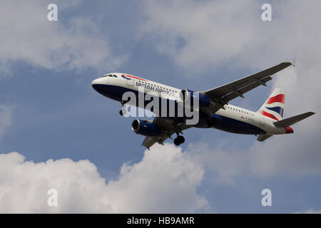 British Airways - Stock Photo