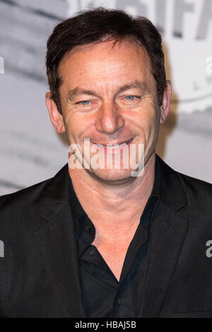 London, UK. 4 December 2016. Actor Jason Isaacs. Red carpet arrivals for the 2016 British Independent Film Awards - Stock Photo