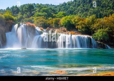 Krka National Park, Croatia - Stock Photo