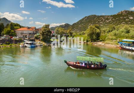 Skadar lake, Montenegro. - Stock Photo