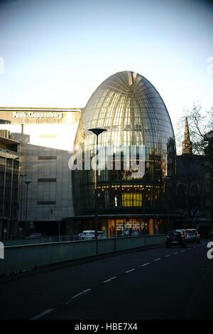 City building Cologne - Stock Photo