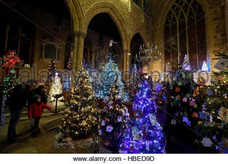 St Mary's Church Melton Mowbray Leicestershire England Gb ...