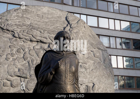UK, England, London, Mary Seacole statue - Stock Photo