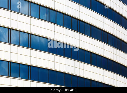 Modern industrial architecture - Stock Photo