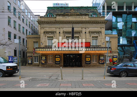 The Royal Alexander Theater in Toronto - Stock Photo