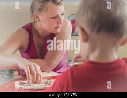 Nursery activities - Stock Photo