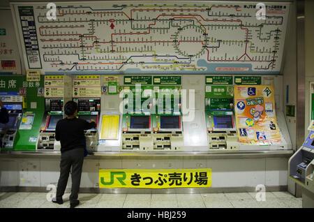 buying vending machine route