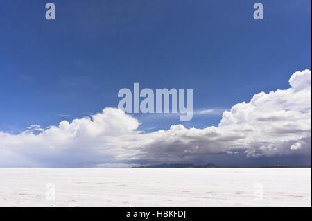 Salar de Uyuni, Bolivia, South America - Stock Photo