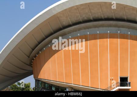 Culture Center HKW 003. Berlin - Stock Photo