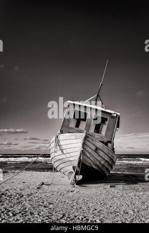 Baltic Sea Fishing Boat