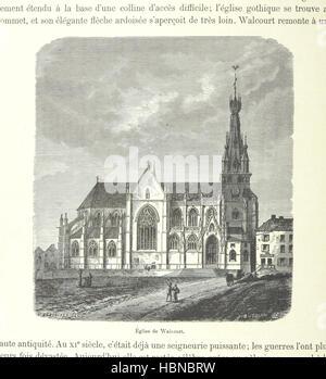 Image taken from page 158 of 'La Belgique illustrée, ses monuments, ses paysages, ses œuvres d'art. Publiée sous - Stock Photo
