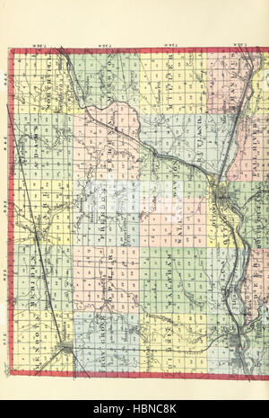 Image taken from page 8 of 'The Past and Present of La Salle County. ... Containing a history of the County-its - Stock Photo