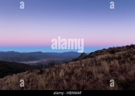 Valley Of Desolation - Stock Photo