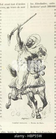 Image taken from page 524 of '[Géographie. La Terre à vol d'oiseau ... Troisième édition illustrée de 176 gravures - Stock Photo