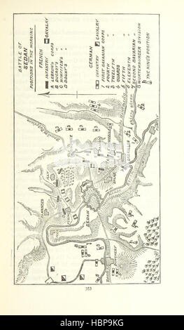 Image taken from page 379 of 'Decisive Battles since Waterloo; the most important military events from 1815 to 1887. - Stock Photo