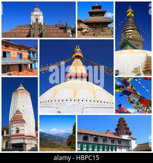 Impressions of Nepal - Stock Photo
