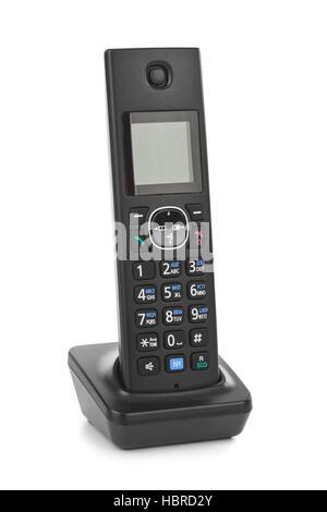 Wireless radio telephone - Stock Photo