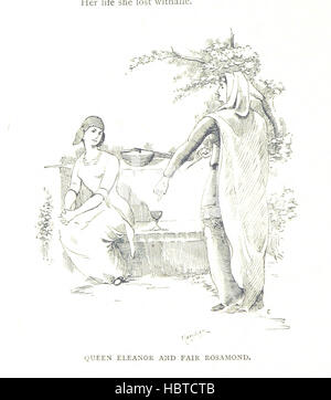 Image taken from page 190 of 'The Children's Fairy History of England ... With two hundred original illustrations - Stock Photo