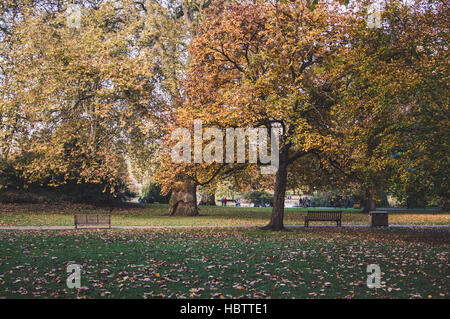 St James's Park London UK - Stock Photo