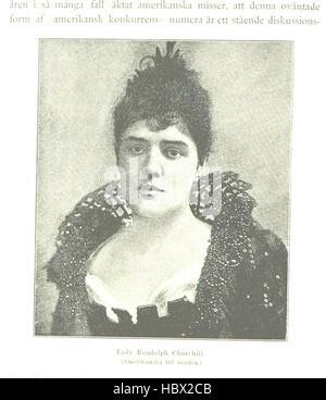 Image taken from page 204 of 'Från det moderna England. Ett urval bilder och intryck ... Med 267 illustrationer, - Stock Photo
