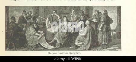 Image taken from page 389 of 'Magyarország története, etc' Image taken from page 389 of 'Magyarország története, etc' Stock Photo