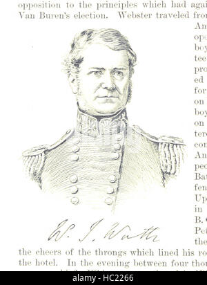 Image taken from page 410 of 'The Memorial History of the City of New York from its first settlement to the year, - Stock Photo