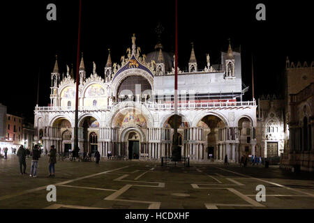Markusplatz, Venedig, Italien. - Stock Photo