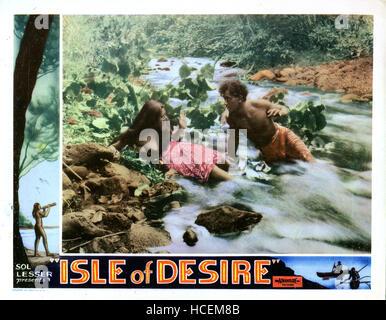 ISLE OF DESIRE, 1930