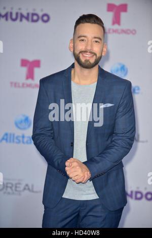 Telemundo's Premios Tu Mundo 'Your World' Awards - Arrivals  Featuring: Guest Where: Miami, Florida, United States - Stock Photo