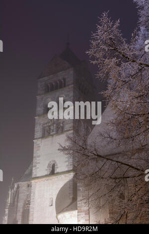 Breisach am Rhein: Münster (church, cathedral), Schwarzwald, Black Forest, Baden-Württemberg, Germany - Stock Photo