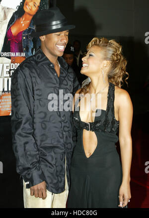 NICK CANNON & CHRISTINA MILIAN LOVE DON'T COST A THING ...