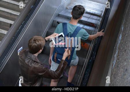 Symbolfoto, Taschendiebstahl - Stock Photo