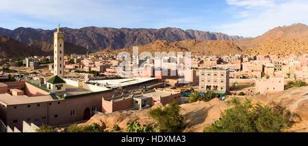 Tafraoute, Morocco - Stock Photo