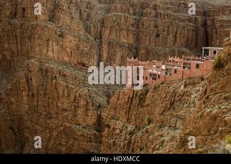 Dades gorge, Morocco - Stock Photo