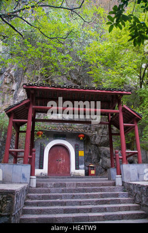 Jingjiang Princes' City (Palace) is a historical site in the center of Guilin China. - Stock Photo