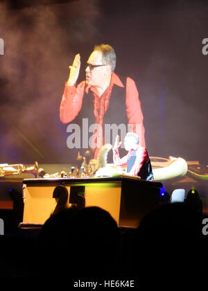 25 Years of Reeves and Mortimer the Poignant moments stage comedy show British tour 2016 Vic and Bob - Stock Photo