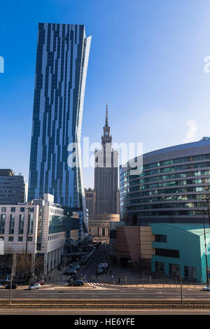 Where Is The Wedding Cake Building In Warsaw