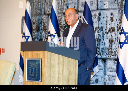 Lt. General Shaul Mofaz (born 4 November 1948) is an Iranian-born Israeli former soldier and politician. Photographed - Stock Photo
