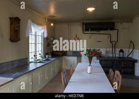 Old kitchen - Stock Photo