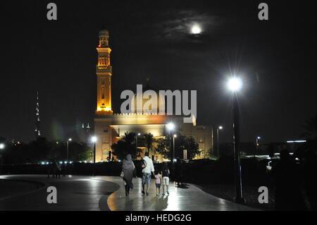Jumeirah Beach Mosque - Stock Photo