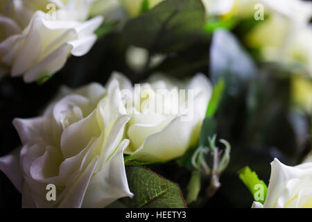 Flower Arrangement Floral Display With White Peonies And