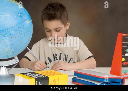 7 year old hates homework