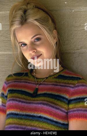 MENA SUVARI ACTRESS (1999) - Stock Photo