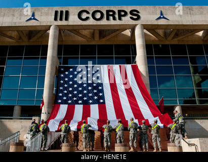 7th Cavalry Flag Stock Photo, Royalty Free Image: 81460210 - Alamy