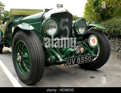 ... The Regular Bentley 6½ Litre And The High Performance Bentley Speed Six  Were Sports And