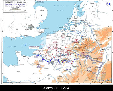 4June-12June1940-Fall Rot Stock Photo: 211616101 - Alamy